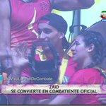 ¡Zaid es el nuevo integrante de @COMBATE_ATV! #YoVivoLaFinalDeCombate por @atvpe http://t.co/MRn0N843Rr