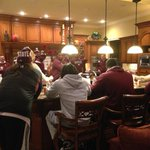 Great night having the seniors over. So proud of these young men. http://t.co/u8RwtOlHes