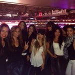 At the @Lakers game with the Latina Family!! So much fun #Christmas #LosAngeles #STAPLESCenter http://t.co/AihYz6dT56