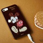 """プレゼントにピッタリ!Q-pot.の""""スイーツミッキー""""iPhoneケース - http://t.co/LyBWau1q44 http://t.co/kDXU0sU6C0"""