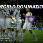 Real Madrid face San Lorenzo looking to cap of an historical 2014 by becoming club world champions. #SSFootball http://t.co/OCeSlvxz2W