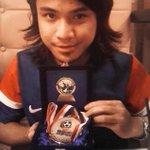 #throwback gambar 4 tahun lepas bersama medal #AFFSuzukiCup milik Khairul Helmi Johari. http://t.co/l85NyPZCSm