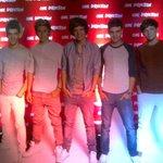 """Hello Manila! We are One Direction!"" #1DWorldManila #Buy1DOriginal @itsarpee @akosynixon http://t.co/aJKx8reP5a"