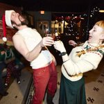 1 hour to get to @FTBSTL for the final night of the booze-filled holiday pageant! http://t.co/xbUql1Qe6B #STL http://t.co/Vd8RoBchTn