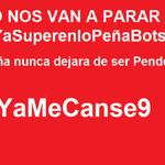 #YaMeCanse9 de tanta corrupción e impunidad http://t.co/WnL8Zw9lg6