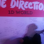 """""""@philconcerts: Take a look of #1DWorldManila Wall. http://t.co/nWsLJGyK8V"""""""