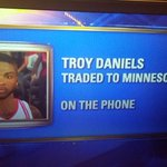 Did @MyFoxHouston just use a pic from a video game for ex @HoustonRockets player Troy Daniels? Wow! http://t.co/l7LTKmCXnN