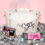 #F21Unwrapped Day 19: Enter to win a handbag signed by @IGGYAZALEA ???? http://t.co/dUezKPvfe7 http://t.co/QcLoCl5Y6P