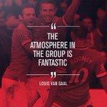 Do you agree with van Gaal? #mufc #ggmu #matchday #VanGaal https://t.co/wnVuiGizUl
