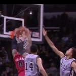 VIDEO: Damian Lillard blows by his defender for a huge dunk over 2 defenders in 2OT http://t.co/rCIzyozm2v http://t.co/IPt8zBfUVl