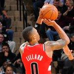 Damian Lillard puts Portland up 120-112 with his 40th point! #NBABallot #NBABallot #NBABallot http://t.co/3bKFNFFluf