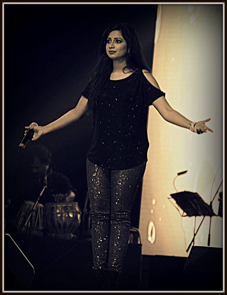 @shreyaghoshal at Infosys #Bangalore #ShreyaAtInfosys http://t.co/SKePycmtGK