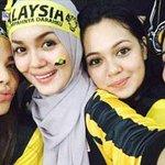 Ayuh! Penyokong Malaysia bangkit, bersemangat seperti adik beradik Senrose! http://t.co/lDVCUToxQT http://t.co/viK1QodQY0