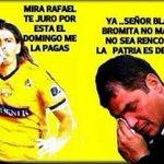 @Ismael_Blanco9 será el Castigador de los Pitufos @LuigiMB @Hincha_Amarillo @BarcelonaSCweb http://t.co/bCYZoKtnR4