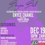 #HappeningNOW: BanjeeBall is in FULL swing at @SPiNLA! @purplecrushed Celebrating Enyce Chanels Mixtape Release! #LA http://t.co/S5ILTD9l6n