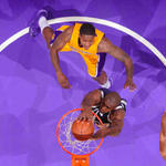 Anthony Morrow drains a 3 at the buzzer, Thunder leads @Lakers 82-73 headed to 4th. Serge Ibaka w/10p in 3rd. http://t.co/8L6E69O4sN