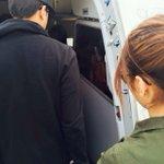 Have a safe flight @imdanielpadilla and to the rest of Team DJP! ????✈️ @armandcruz3 @imryanko @bernardokath ©RyeKo http://t.co/VPTl9NDax5