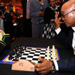 President Jacob Zuma has called on communities to adopt chess game programmes as their hobby. http://t.co/dNeqKwpqaH
