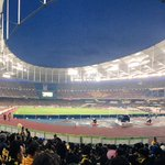 Bukit Jalil right now. http://t.co/JaHA3gEuFN