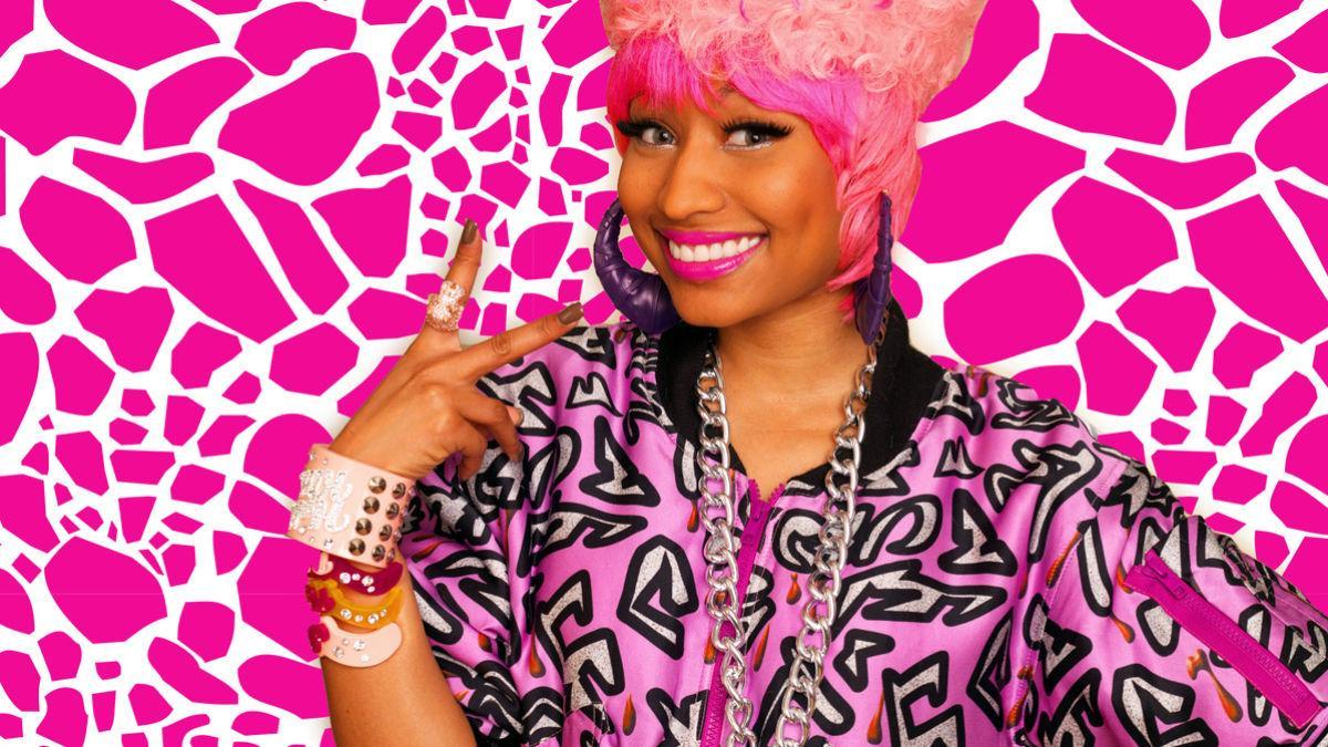 Here are 17 times that @NICKIMINAJ nailed pink prints: via @MTVstyle