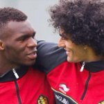 Hello my friend @bentekechris20 good new for you:-). I don t play today. Good luck my team #mufc http://t.co/FyKJTW3CPn