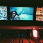 bowling jus got a lil bit easier @camilacabello97 🎳👼 http://t.co/eI7pg8AzBt