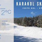 NEW: Snow and Pistes Reports for #Karakol and #Kyrgyzstan: http://t.co/8cmZxm37zo #Ski #SnowReport #CentralAsia http://t.co/DdgpShu668