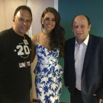 Here she is...#MissWorld2014 @RoleneStrauss @MbalulaFikile http://t.co/lckLGYHJYF