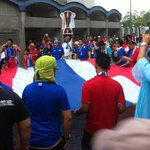 The Thai fans are already descending on Bukit Jalil! Send in your pictures using #AFFSuzukiCup! http://t.co/nVE0ETjOXh