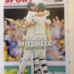 First edition cover. #AUSvIND http://t.co/EY2bX1rjJS