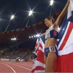 Watch one of the great moments of the year when @jopavey captured the 10,000m title in Zurich http://t.co/WhOBajyXlT http://t.co/9hN4lpG7SL