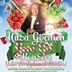 Yılın en eğlenceli YENI YIL konseri http://t.co/ZQv7owJ1a9 29 Aralıkta ANKARAda http://t.co/AY9QhzNqId