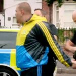 That awkward moment when you get arrested & realise youre dressed the same as the #police car... http://t.co/wgU6iLcNN3