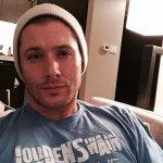 @JensenAckles finally joined twitter #2014In5Words #SPNFamily http://t.co/oQ7nBWLRkp