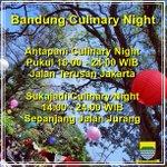 Hari ini ada 2 lokasi #BandungCulinaryNight: Antapani & Sukajadi. Mangga hadir. :) Cc: @infobandung @ridwankamil http://t.co/8fNIeWnAsH