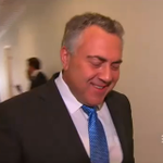 Latest poll labels Federal Treasurer @JoeHockey the worst in 40 years. @LaurenGianoli http://t.co/sXLIFO9ozC #9News http://t.co/7qaLYP9s0A