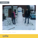 Exactly 5 years ago today! (via @timehop) http://t.co/4t789yV2UR http://t.co/FhXoGFojee