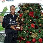 Congrats to @sterling31 for winning the golden boy award! http://t.co/aelU8pwoum