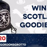#GordonsGrotto | RT and follow and you could win an exclusive Scotland Goodie Bag #WeAreScotland http://t.co/3YWfZRdhIP