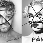 This is what happens when I have a quiet Saturday night in and DONT drink @Madonna #RebelHeart http://t.co/yZEzko7KZo