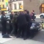 Footage emerges of New York police man punching 16-year-old as he is arrested http://t.co/qwdtPockEX http://t.co/76NTDYa23u