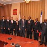 Рады приветствовать на крымской земле представителей Республики Зимбабве https://t.co/K3mJrkGI7c #Аксенов http://t.co/eTbb13EpKh
