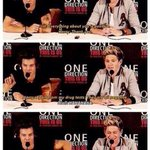 remember when harry finally made everyone laugh because of his joke #WeAreAllHarry #WeAreAllHarryFolllowParty http://t.co/gva3ZxxAgS