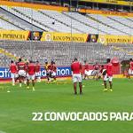 """@BarcelonaSCweb: 22 convocados para la Final | Detalles vía http://t.co/rAnDv7hOuK | http://t.co/XoxeDYLlmd #BSC http://t.co/Zjr6tnuWVZ"""