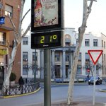A falta de 1 día para entrar en el INVIERNO, esto es lo que marca un termómetro de #CiudadReal http://t.co/C9muH1QU6l http://t.co/1SWJPrOr55