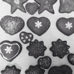 Christmas biscuits!!! #WeAreAllHarryFolllowParty #WeAreAllHarryStyles #WeAreAllHarry http://t.co/4zS77o7jfi