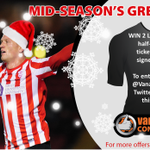 Support The Imps!! Follow+RT for chance to #win 2 @LincolnCity_FC  half season tickets + a singed shirt #SantasVan http://t.co/GQ3RP8VtlN