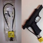 Are you giving a gun as a Christmas present to someone? Did you get a gun lock for it? We have FREE ones at the PD! http://t.co/sOBRHSFVhO