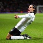 PIC: Gooooooooooooal! @Falcao celebrates at Villa Park. #mufclive http://t.co/dJ4tAEmRzK