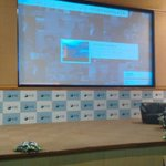 RT @thakurpranav: The stage is set! Let the show begin. Dr. @ShashiTharoor will be delivering the keynote address. #ISBSolstice14